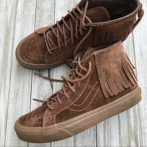 Vans Moccasins Sneakers size 8